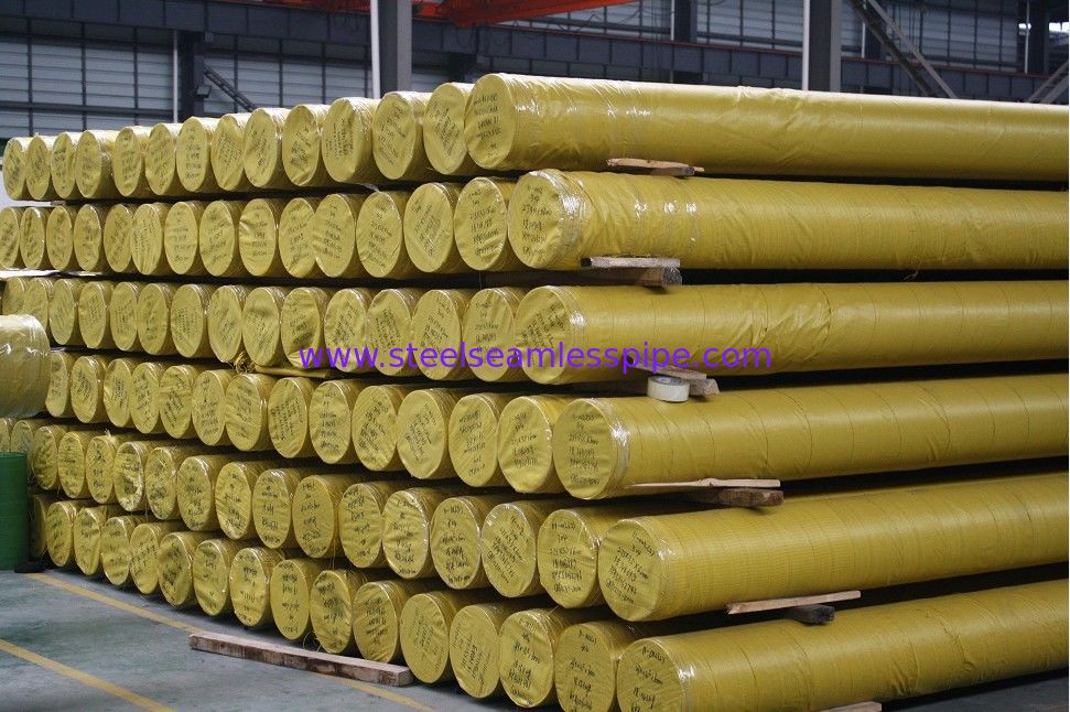 Petrochemical Industry Stainless Steel Welded Pipes Pickled Annealing Surface