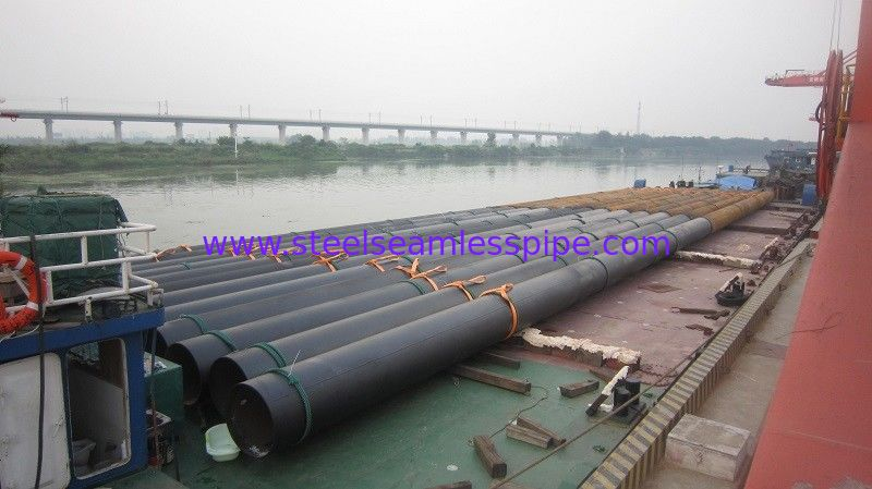 ASTM A672 Electric Fusion Welded Steel Pipe Grade B50 B55 B60 B65 B70 C60 C65 C70 CD70